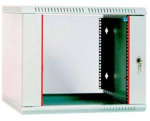 Шкаф настенный 19 дюймовый телекоммуникационный ЦМО ШРН-Э-9.500