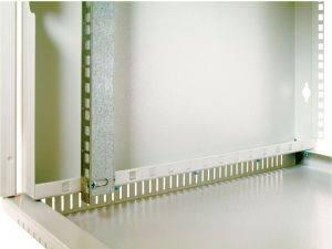 ЦМО ШРН-Э-6.650.1 Шкаф телекоммуникационный настенный разборный 6U (60х65 см) дверь металл-2