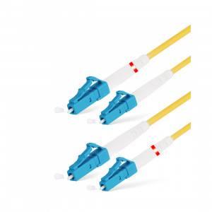 Шнур оптический (патч-корд) 2-LC 9-15-1