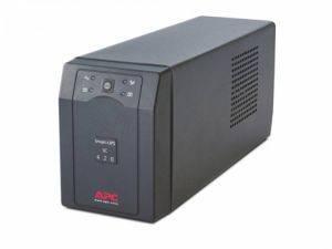 APC SC420I Smart-UPS Источник бесперебойного питания на 420VA/260W, 230V, Line-Interactive, Data line surge protection, Hot Swap User Replaceable Batteries-1