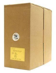 Neomax NM10601 Кабель витая пара неэкранированная (UTP), категория 6, 4 пары, одножильный (solid), серый, бухта 305м-2