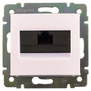 Компьютерная розетка RJ 45 Legrand 774138