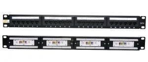 Патч-панель OlmiOn PPUTP-19-24-8P8C-C6