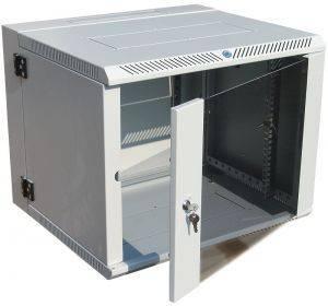 Шкаф настенный 19 дюймовый телекоммуникационный ЦМО ШРН-15.500-3С