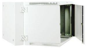 ЦМО ШРН-12.500-3С Шкаф телекоммуникационный настенный откидной 12U (600х520) дверь стекло-4
