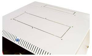 ЦМО ШРН-12.500-3С Шкаф телекоммуникационный настенный откидной 12U (600х520) дверь стекло-5