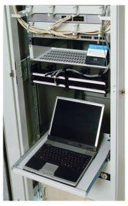 ЦМО ТСВ-К4 Полка клавиатурная с телескопическими направляющими, регулируемая глубина 580-620 мм-2