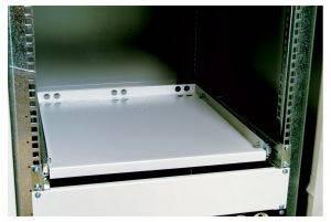 ЦМО ТСВ-К4 Полка клавиатурная с телескопическими направляющими, регулируемая глубина 580-620 мм-4