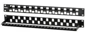 Патч-панель Hyperline PPBL3-19-24S-RM