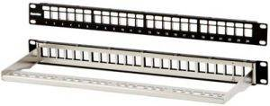 Патч-панель Hyperline PPBL3-19-24-SH-RM