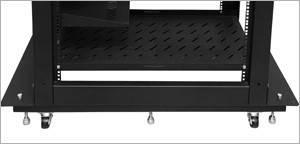 Основание для стоек Hyperline ORV-BSM-600