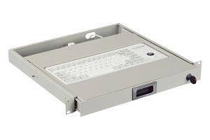 Полка клавиатурная 19 ZPAS WZ-SB78-00-02-011