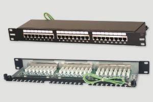 Патч-панель Eurolan 27B-F5-24BL