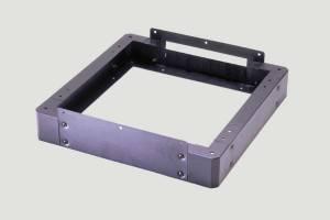 Цоколь Hyperline TLT-801-RAL9004